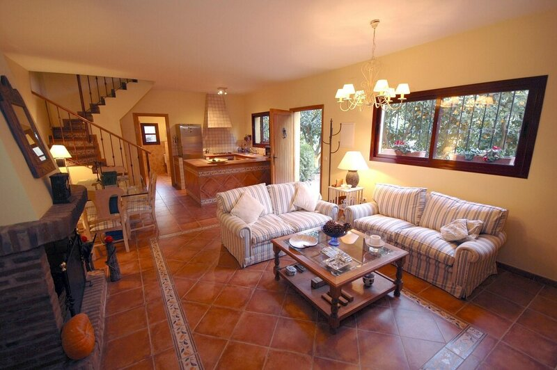 Villa With 3 Bedrooms in Ojén, With Wonderful Mountain View, Private Pool, Enclosed Garden - 10 km From the Beach