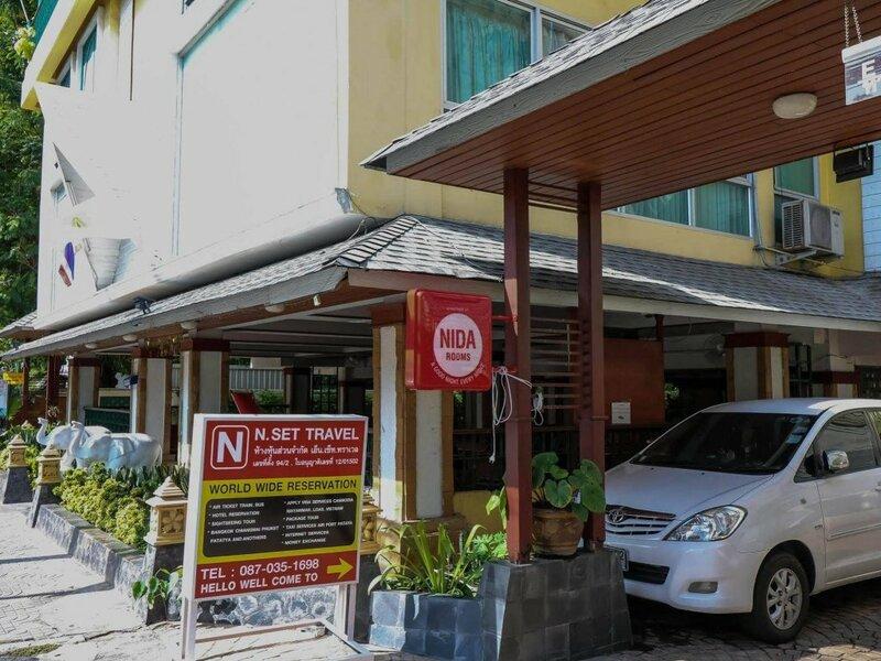 Nida Rooms Sukhumvit Nana Khlong Tei
