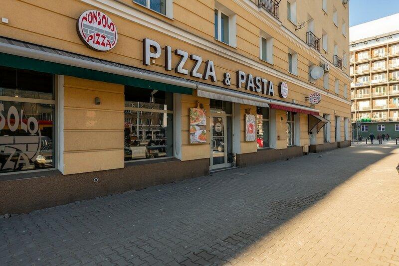 P&o Apartments Plac Narutowicza