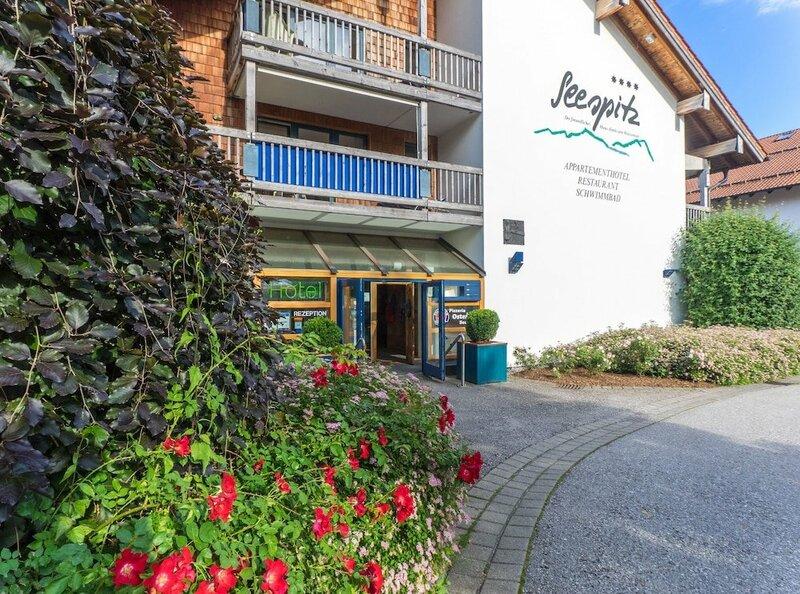 Appartementhotel Seespitz