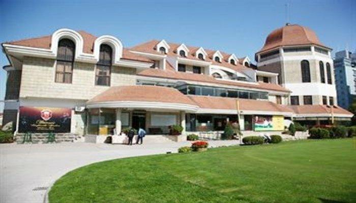 Warner International Golf Club, Tianjin
