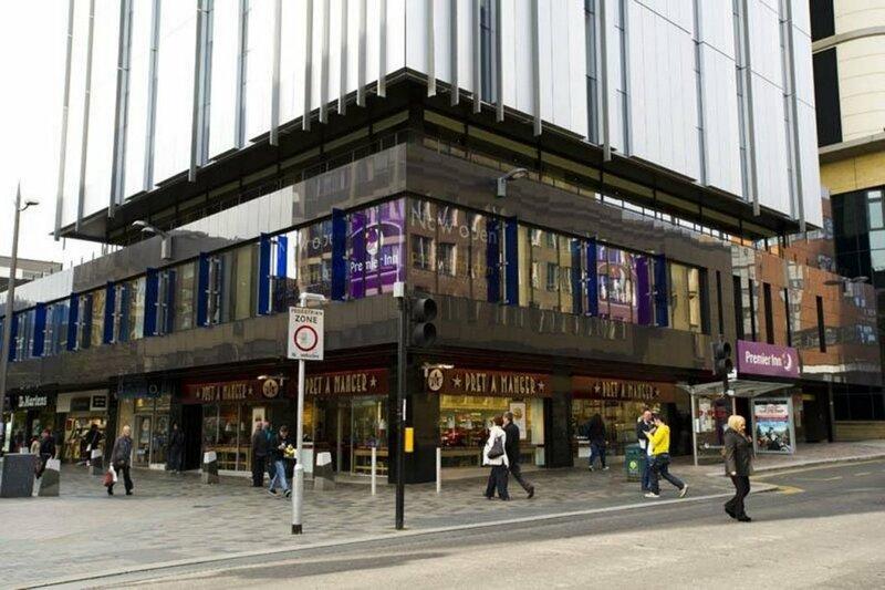 Premier Inn Glasgow City Centre Buchanan Galleries