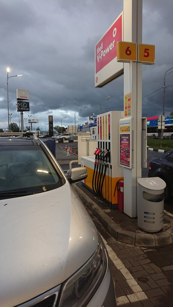 gas station — Shell — Balashiha, photo 1