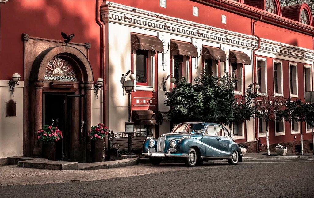 ресторан — Ноев Ковчег — Москва, фото №1