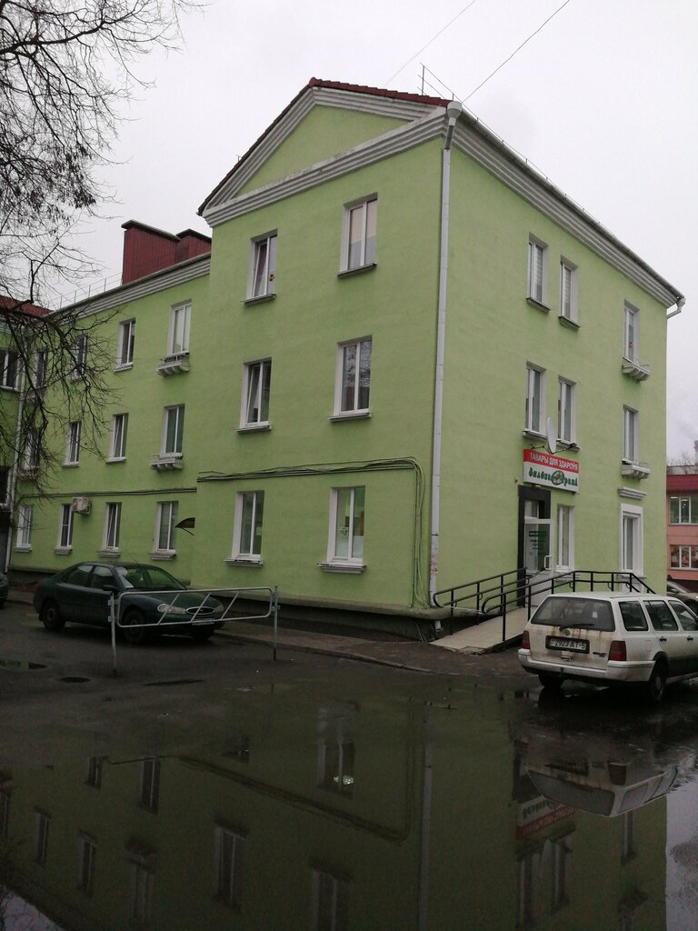 аптека — Зеленая аптека — Слуцк, фото №2