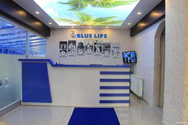 Blue Life Suites