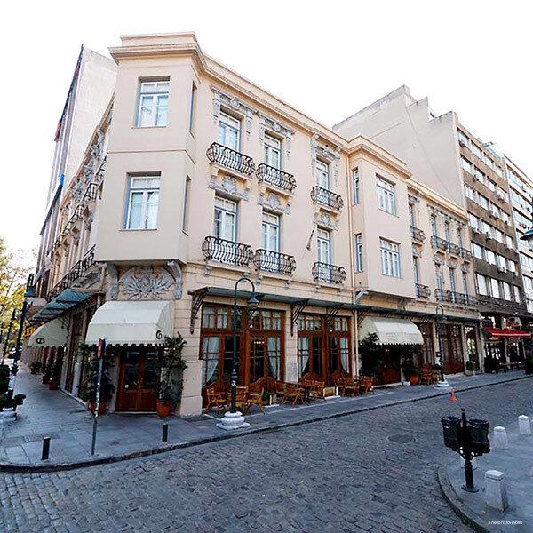 The Capsis Bristol Boutique Hotel