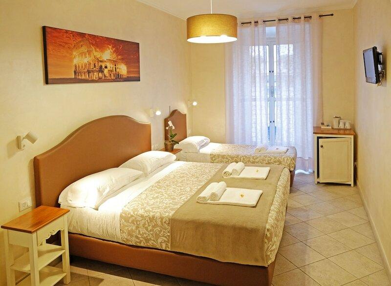 Panisperna Suite 2 Bedrooms With Terrace
