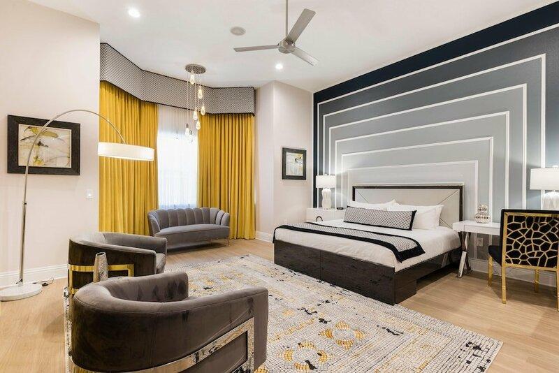 W001: 10 Bed, London-themed, Spongebob, Secret Vr Room