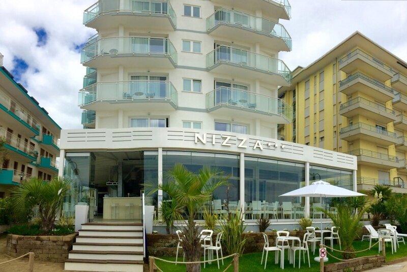 Hotel Nizza Frontemare Jesolo