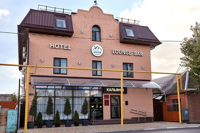 Гостиница Алтай