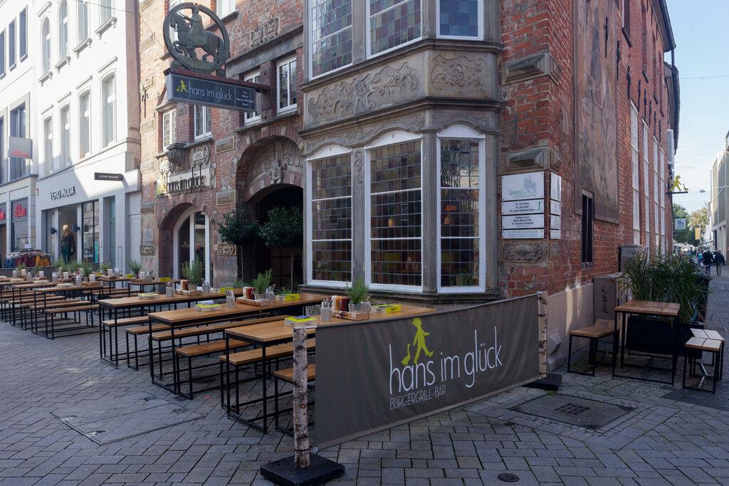 restaurant — Hans Im Glück Burgergrill & Bar — Oldenburg, photo 2