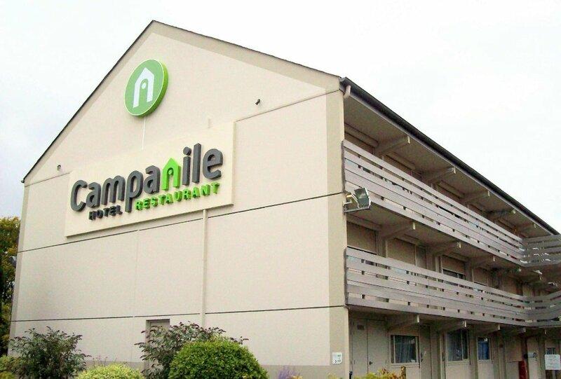 Hôtel Campanile Reims Ouest - Tinqueux
