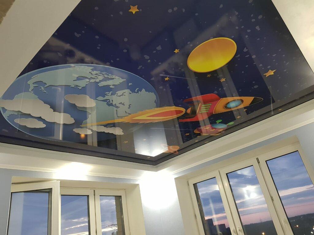 натяжные и подвесные потолки — К-потолки — Москва, фото №2