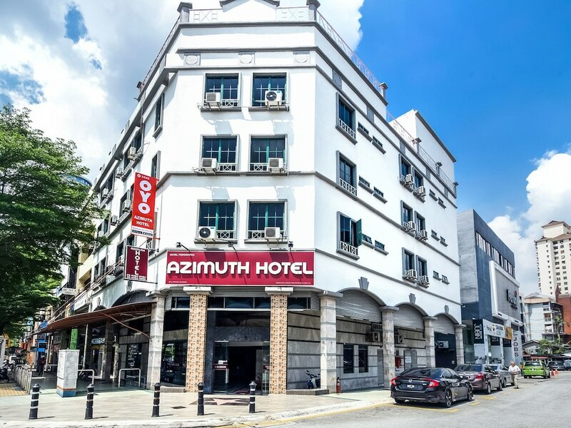 Oyo 1045 Azimuth Hotel