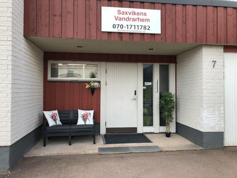 Saxvikens vandrarhem