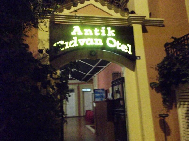 Antik Ridvan Hotel