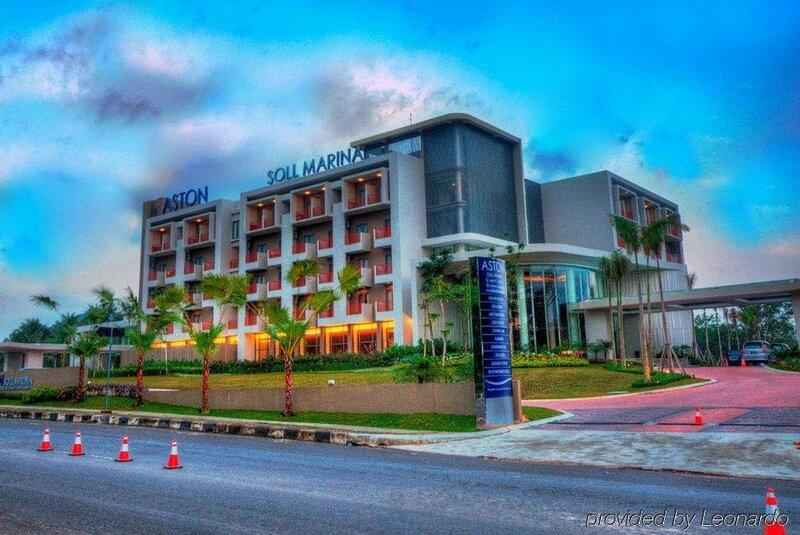 Soll Marina Hotel & Conference Centre Bangka
