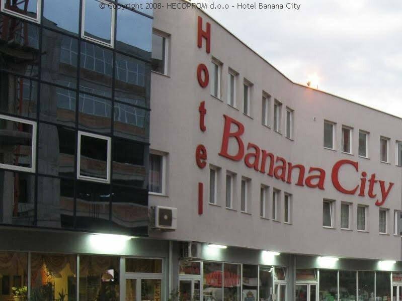 Banana City Hotel