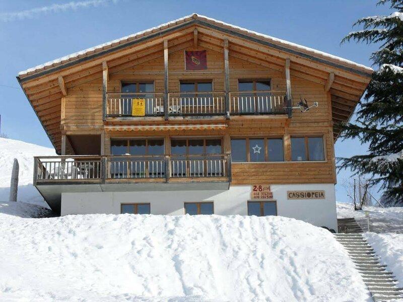 Apartment Alpin Eg - GriwaRent AG