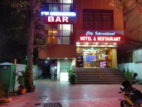 Hotel City International