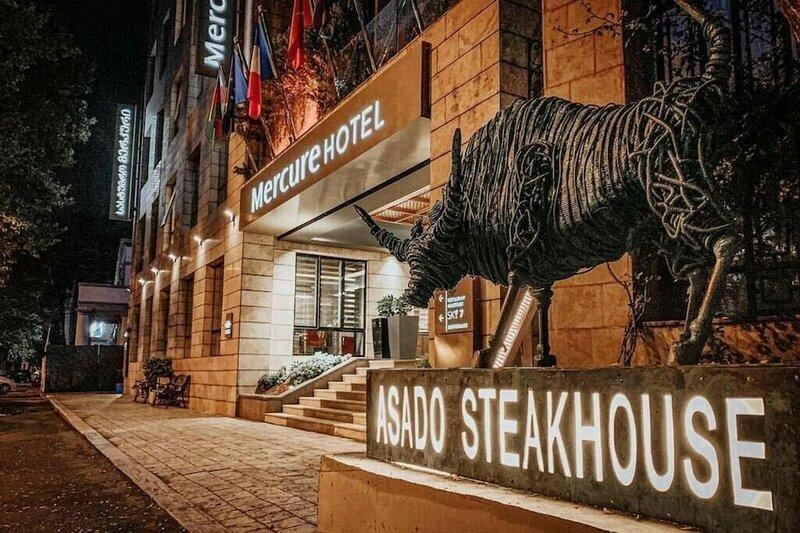 Mercure Тбилиси Старый Город