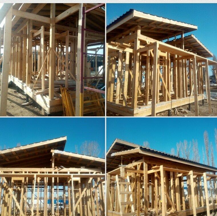 строительная компания — Грин Фокс -строительство дачных домов и коттеджей — Москва и Московская область, фото №2