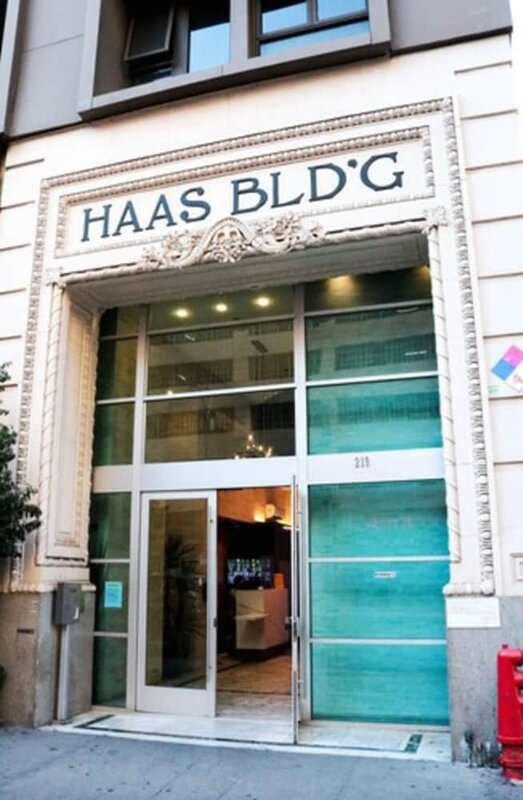 The Haas Building