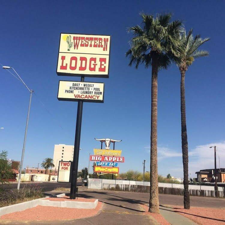 Western Lodge Phoenix Airport/Downtown
