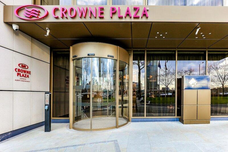 Crowne Plaza London - Albert Embankment