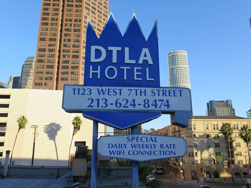 Dtla Hotel