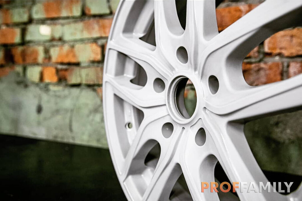 шиномонтаж — Проффемели - ремонт дисков — Москва, фото №2