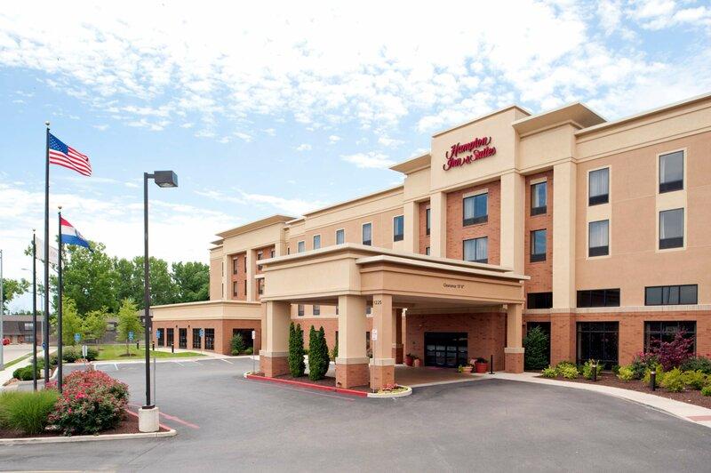 Hampton Inn & Suites Columbia at University