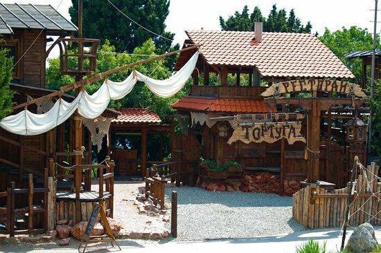 Ресторан-отель Тортуга