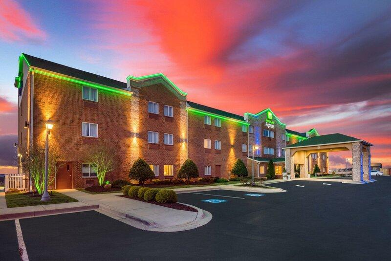 Holiday Inn Express Annapolis - Kent Island