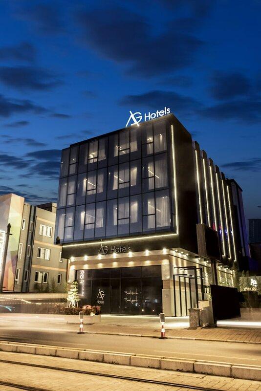 AG Hotels Antalya