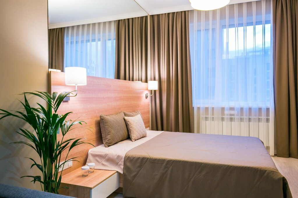 гостиница — Eco Apart Hotel Astana — Нур-Султан, фото №1