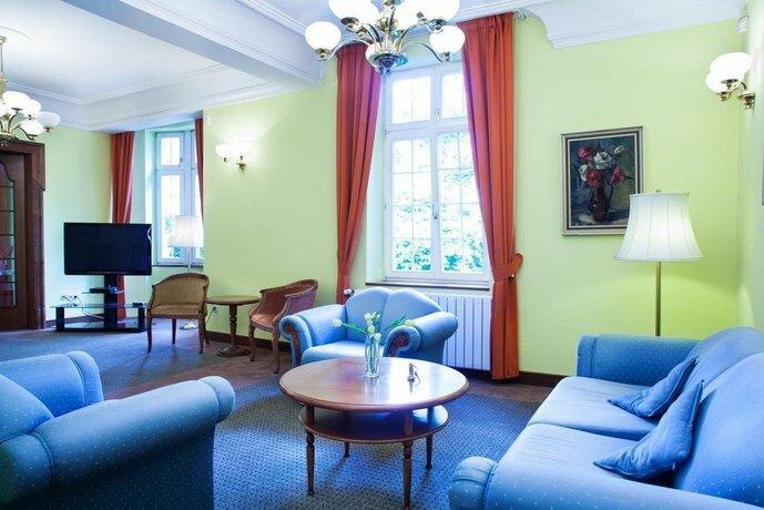 Hotel Villa Ostrava