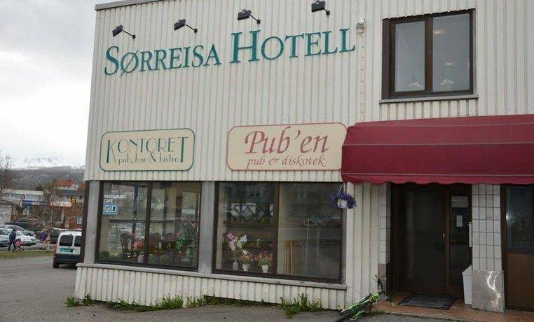 Sørreisa Hotell