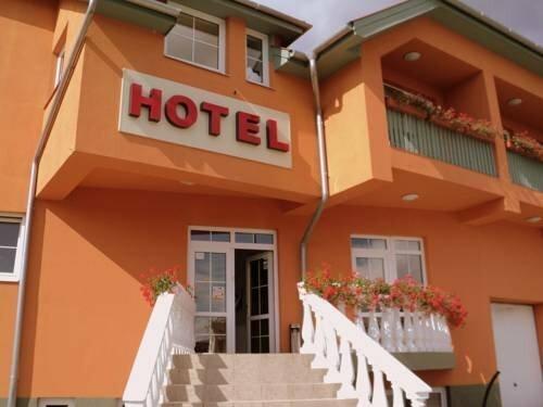 Nimród Hotel – Étterem