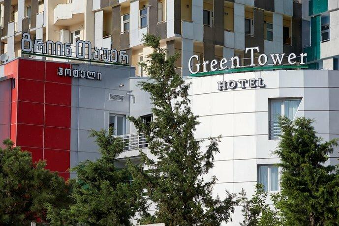 Отель Green Tower