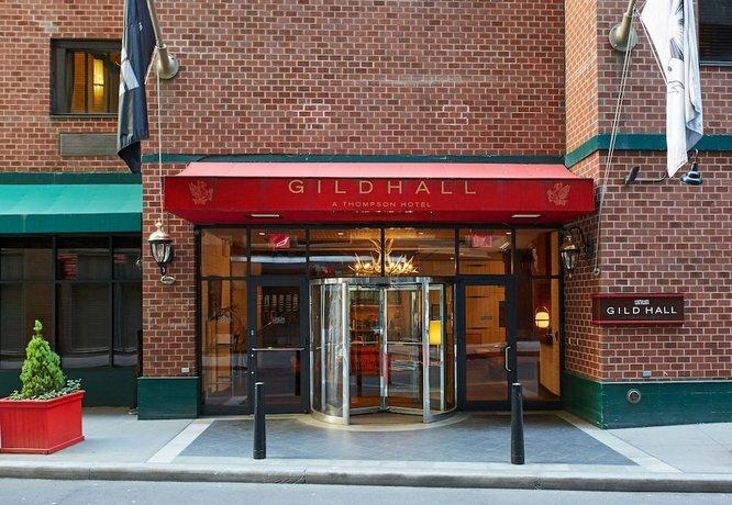 Gild Hall, A Thompson Hotel