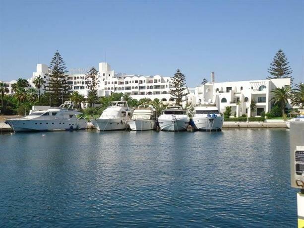 Marina Port el Kantaoui