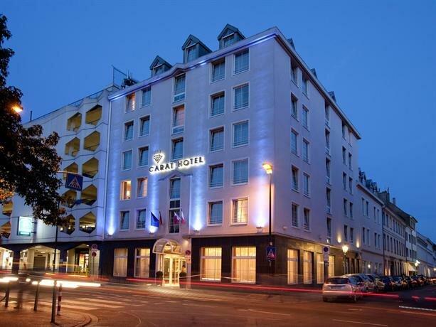 Das Carls Hotel Altstadt