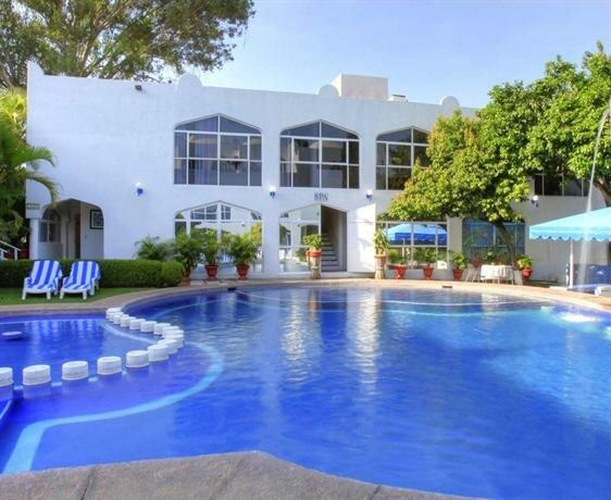Hotel Villa Bejar Tequesquitengo