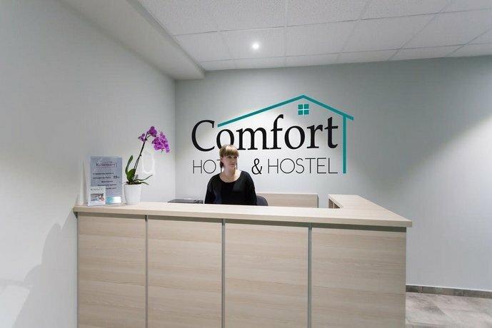 Отель и хостел Комфорт