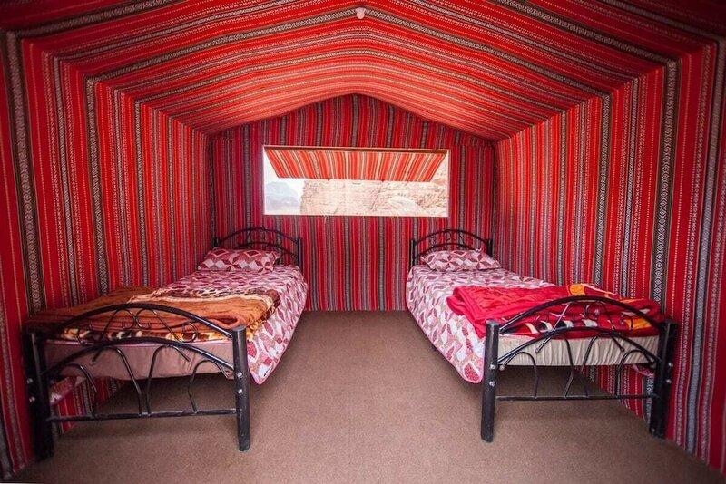 Wadi Rum Safari Camp