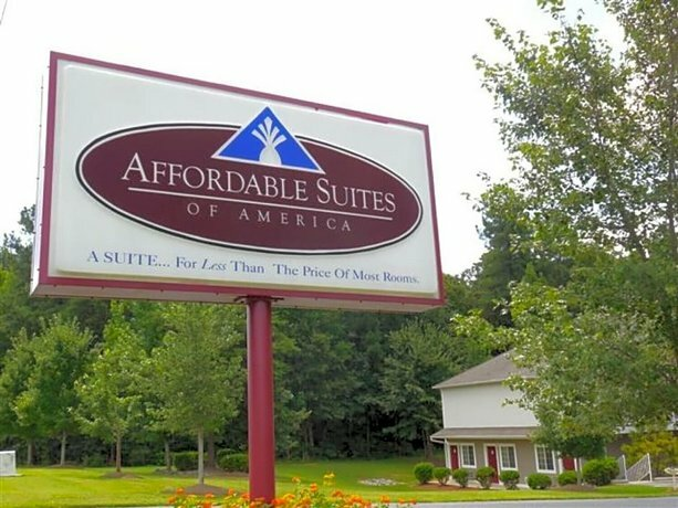 Affordable Suites Shelby