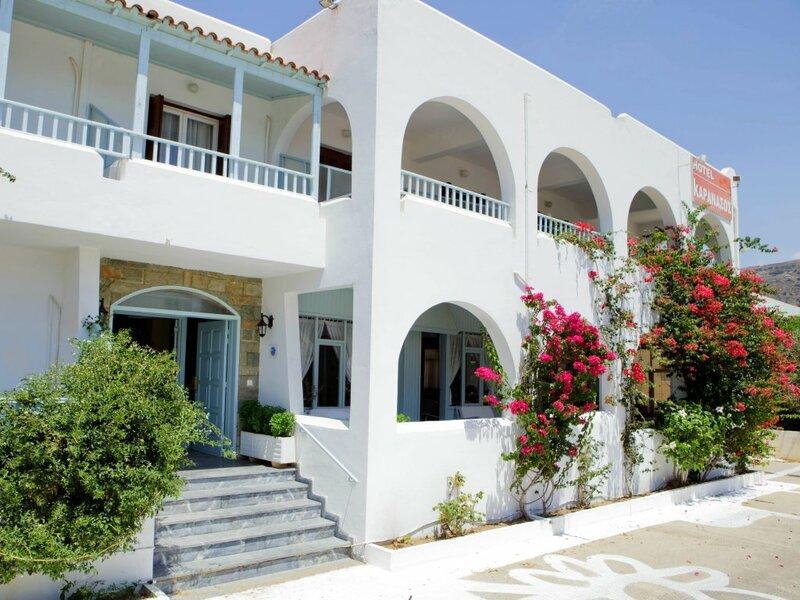 Отель Karanasos