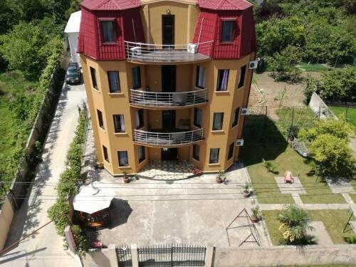 Отель Кахабери